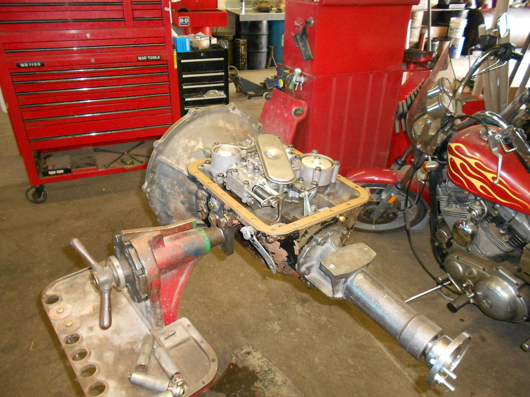 Signs Of Transmission Going Out >> Packard Ultramatic - Nebraska Classic Car Restoration, Vintage Auto, Hot Rods